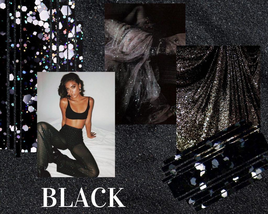Black Fashion Collage Inspiration