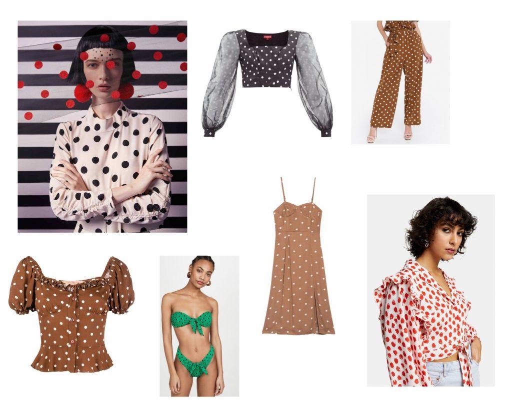Polka Dot Summer Fashion