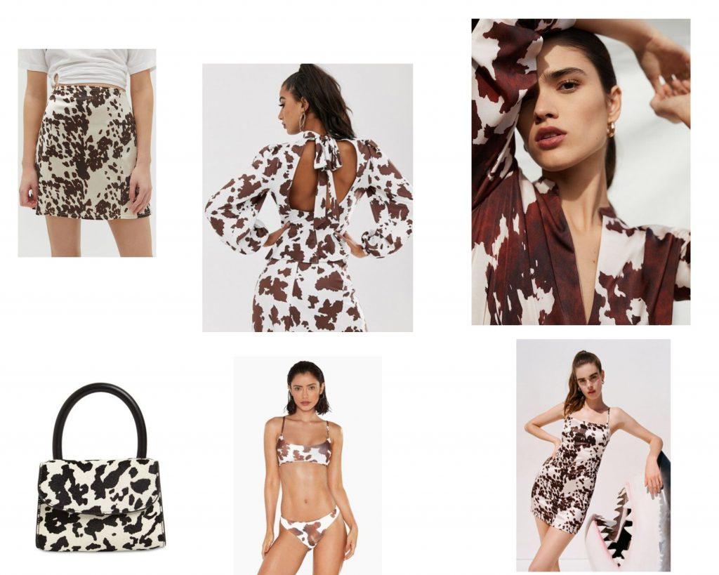 Cow Print Trend fashion